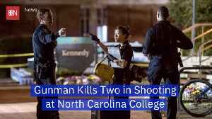 A Shooting Stuns The Campus At UNC Charlotte [Video]