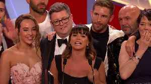 Hollyoaks cast 'excited' to win best soap at the Soap Awards [Video]