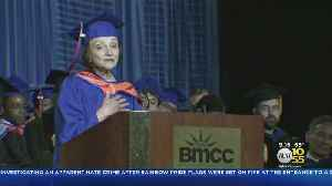Grandmother Becomes Class Co-Valedictorian, Realizes Dream Of College Diploma [Video]