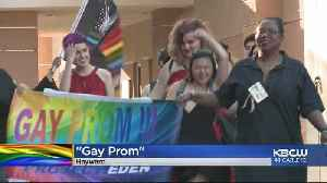 East Bay LGBT Teens Gather At 25th Annual Gay Prom [Video]