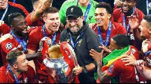 Liverpool beat Tottenham Hotspur to win Champions League trophy [Video]