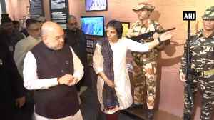 Home Minister Amit Shah pays tribute at National Police Memorial [Video]