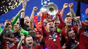 Liverpool lift their sixth Champions League trophy, defeating Tottenham 2-0 in Madrid [Video]