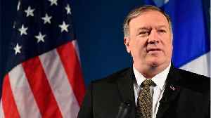Mike Pompeo Says US Ready To Engage With Iran [Video]