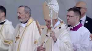 Pope Francis in Romania warns against division through ideology [Video]