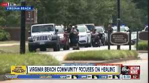News video: Virginia Beach community mourns victims killed in mass shooting