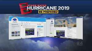 Social Media Being Utilized In Multiple Ways To Help Distribute Accurate Information During Hurricane Season [Video]