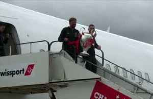 Liverpool return home with Champions League trophy [Video]