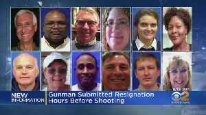 Officials: Virginia Beach Shooter Submitted Resignation Letter Before Rampage [Video]