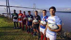 World Rugby U20 Championship Captains Shoot in Argentina [Video]