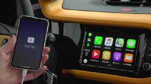 New Renault Twingo Infotainment System [Video]
