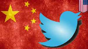 Twitter blocks Chinese dissidents ahead of Tiananmen annivesary [Video]
