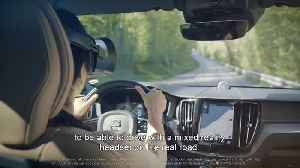 Volvo Cars and Varjo launch world-first mixed reality application for car development [Video]