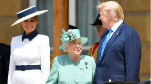 Toasting Trump, Queen Elizabeth Lays Out State Banquet Welcome [Video]