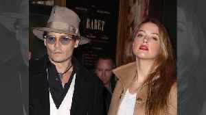 Amber Heard reportedly accuses Johnny Depp of perjury [Video]