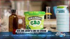 Ben & Jerry's CBD ice cream [Video]