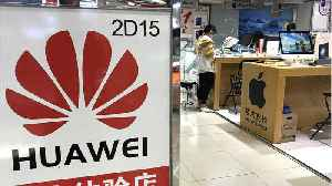 Huawei stops smartphone production [Video]