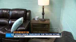 Police create 'safe space' for trauma victims in Waukesha [Video]