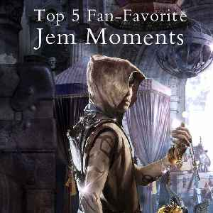 Top 5 Fan-Favorite Jem Carstairs Moments from the Shadowhunters Books [Video]