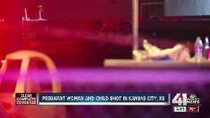 Pregnant woman, and 2-year-old boy shot in KCK [Video]