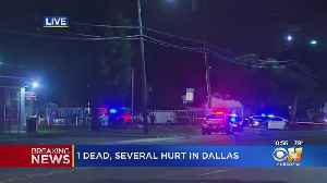 1 Dead, 3 Injured In Shooting In South Dallas [Video]