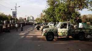 Gunfire as Sudan military moves in to clear Khartoum sit-in [Video]