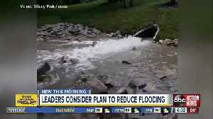 Hillsborough County considering plan to fix aging pipes and reduce flooding [Video]