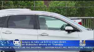 Massachusetts Senate To Debate Hand-Held Cellphone Ban For Drivers Thursday [Video]