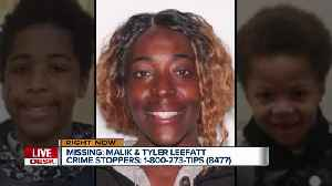 Port St. Lucie police looking for mother, 2 missing children [Video]