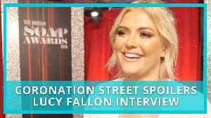 Coronation Street (Corrie) spoilers: Lucy Fallon on why she's leaving  the show [Video]
