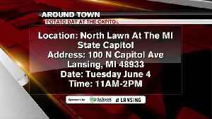 Around Town - Potato Day at the Capitol - 6/3/19 [Video]