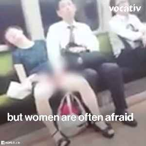 Gropers Out! - Japanese Fight Sexual Harassment in Both Traditional and Smart Ways [Video]
