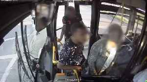 Passengers behaving badly: Are MCTS bus drivers safe? [Compilation video] [Video]