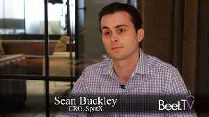 Brands Want Deeper Relationship With Fewer Tech Partners: SpotX's Buckley [Video]