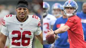 Peter Schrager: Saquon Barkley hyping up Daniel Jones can only help the New York Giants [Video]