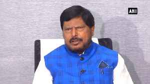 RPI's Ramdas Athawale takes charge as MoS for Social Justice & Empowerment [Video]