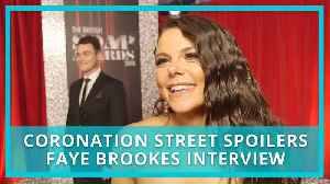 Coronation Street (Corrie) spoilers: why is Kate Connor leaving? Faye Brookes on exit [Video]