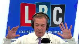 Nigel Farage Doesn't Think Corbyn Looks Like Prime Minister Material [Video]
