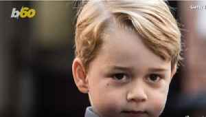 Prince George Reportedly Charms Drivers Who Drop Off The Royal Shopping Deliveries [Video]