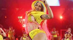 Cardi B FINALLY Returns To The Stage After Suffering Plastic Surgery Complications! [Video]