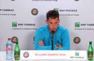 Thiem wants to move on from Serena row [Video]