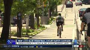 New 'Look Alive' pedestrian, bicyclist safety campaign launched for Central Md [Video]