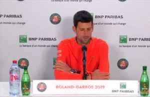 Ominous for rivals, Djokovic game 'coming together beautifully' [Video]