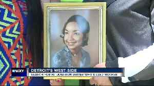 61-year-old woman killed in hit and run while riding bicycle on Detroit's west side [Video]