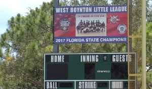 Parents fight for kids to play little league in West Boynton [Video]