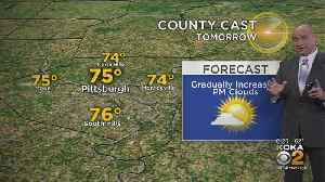 News video: KDKA-TV Evening Forecast (6/3)