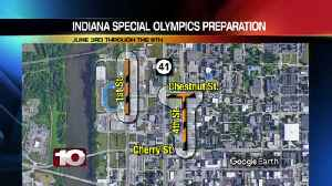 Crews set to close roads and parking lots around ISU ahead of Special Olympics [Video]