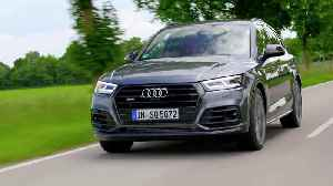 The new Audi SQ5 TDI Driving Video [Video]