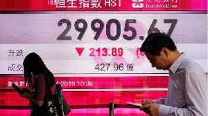 Asian Stocks Down On Tech Troubles [Video]