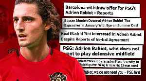 Why Manchester United Should NOT Sign Adrien Rabiot This Summer! | W&L [Video]